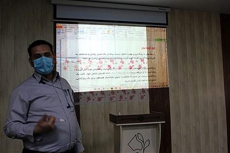 کارگااه آموزشی آمادگی مدرسین خبر پانا خوزستان  | Sajad Shamakhteh