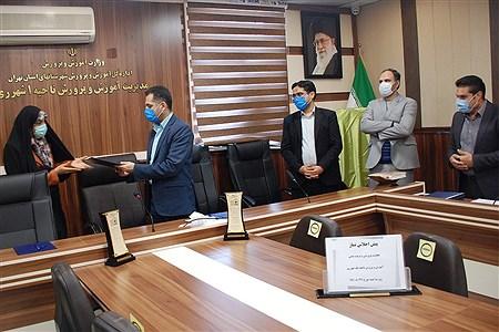 اجلاس سراسری نماز ناحیه یک شهرری   SOMAYEH NIKFEKR