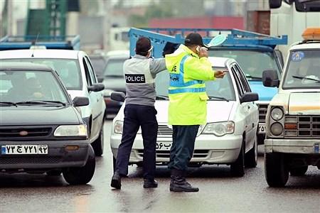 محدودیتهای ترافیکی | Received