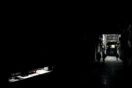 بازار تهران در قرنطینه | Bahman Sadeghi