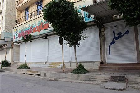 محدودیت های کرونایی | Abdol hossein Sadeghi