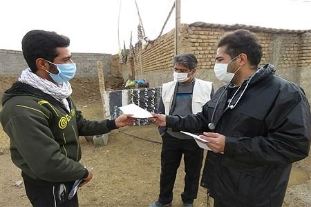 افتتاح کلینیک سیار دامپزشکی بسیج مهندسین سپاه ناحیه سمنان | Mohammad Ebrahimi