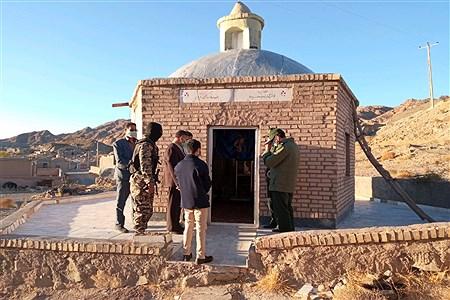 افتتاحیه کتابخانه شهید علی محمد تاجدینی در بین آباد    Mahdi Arasteh