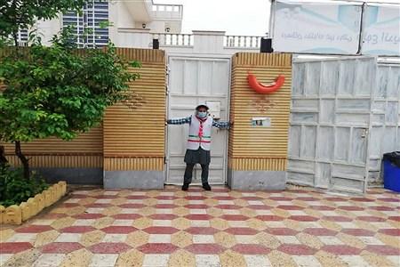 مانور زلزله    Masoumeh Tangestani