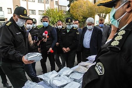 هشتمین مرحله از طرح ظفر پلیس مبارزه با مواد مخدر | Bahman Sadeghi