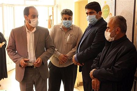 برپایی آیین گرامیداشت زنده یاد مجید جعفری درمحل  سازمان دانش آموزی خوزستان  | Sajad Shamakhteh