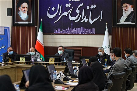 هجدهمین جلسه کارگروه اجتماعی،فرهنگی  و سلامت زنان و خانواده استان   Behrooz Khalili