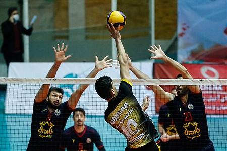 لیگ برتر والیبال  | Ali Sharifzade