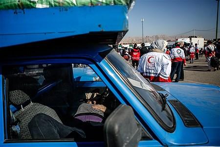 آیین توزیع ۴۴۲۰ بسته کمک معیشتی به نیازمندان استان تهران   Ali Sharifzade