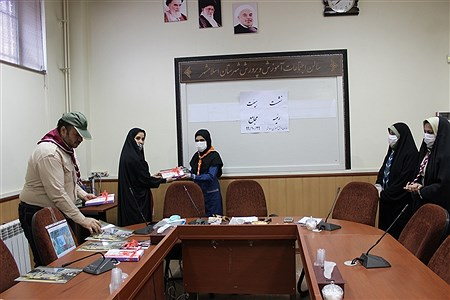 نشست هیئت رئیسه مجامع تشکل پیشتازان سازمان دانشآموزی آموزش و پرورش اسلامشهر | Armita Bodaghi