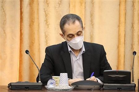 برگزاری جلسه شورای پشتیبانی سوادآموزی آذربایجان شرقی   Mahdi Rafiee kia