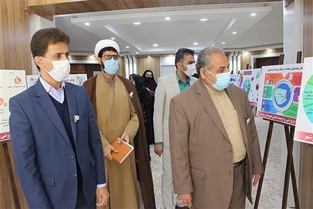 نمایشگاه پیشگیری از ویروس کرونا  | Abdol hossein Sadeghi