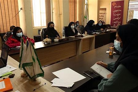 نخستین روز دوره آموزش خبرنگاران دختر پانا  خوزستان  | Sajad Shamakhteh