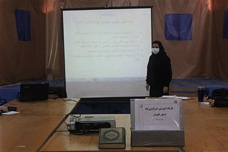 نخستین روز دوره آموزش خبرنگاران پانا دختران در گلستان |  Ghazal Malekhosseini