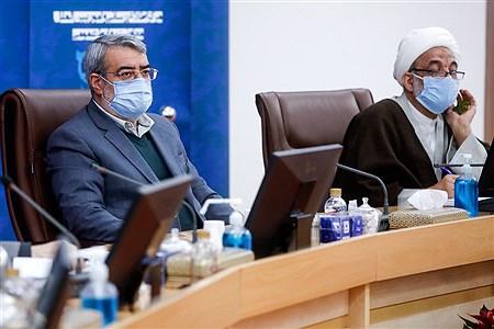جلسه شورای اجتماعی کشور   Bahman Sadeghi