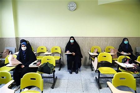 دومین روز از برگزاری  آموزش خبرنگاری ویژه دانشآموزان دختر شهر تهران | Zahra Alihashemi