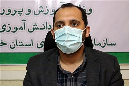 نخستین روز دوره آموزشی خبرنگاران پسر پانا خوزستان |