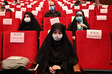 افتتاحیه دهمین دوره مجلس دانشآموزی  | Behrooz Khalili