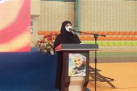 همایش بانوان شهرستان اسلامشهردرسالروز میلاد حضرت فاطمه زهرا(س)   Zahra Sohrabi