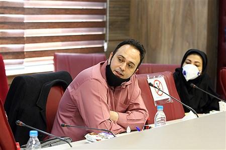 نشست خبری پنجاهمین جشنواره بین المللی فیلم های علمی، آموزشی و تربیتی رشد | Hossein Paryas