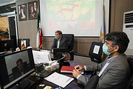 نشست خبری رئیس سازمان آموزش وپرورش استثنایی کشور | Behrooz Khalili