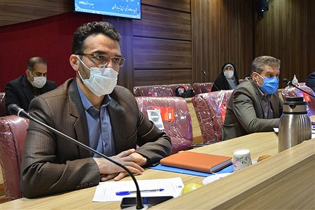 جلسه معاونین پرورشی مناطق 21 گانه شهرستان های تهران در شهریار | Sara Vesagh