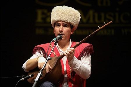 ششمین روز سی و ششمین جشنواره موسیقی فجر | Received