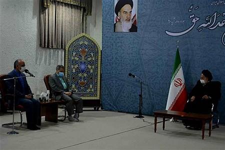 دیدار معاون پرورشی فرهنگی وزارت آموزش وپرورش با نماینده ولی فقیه خراسان جنوبی | Hossein Pilevar