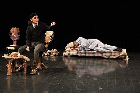 اجرای نمایش «ذات یا ضات» | Payam Ahmadi Kashani