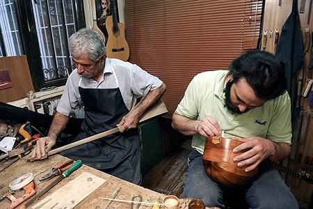 کوک سازها در ساز ناکوک زمانه   Bahman Sadeghi