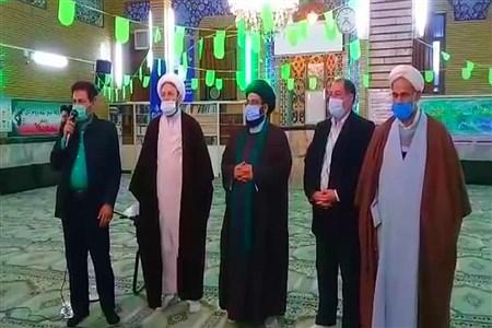 جشن میلاد امام علی (ع) درمسجد علی ابن ابیطالب(ع) رودهن | Sobhan Zahedi