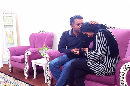 میلاد امام علی (ع) و احترام و تکریم پدر سازمان دانش آموزی امیدیه   