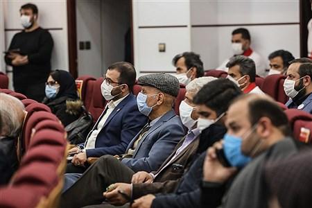 مراسم تقدیر از خیریه ها و تشکل های مردم نهاد همکار با جمعیت هلال احمر | Ali Sharifzade