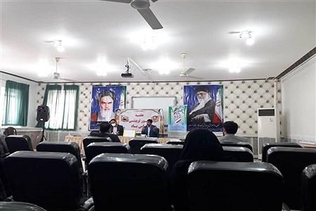 مراسم تقدیر ازمربیان پرورشی شهرستان حمیدیه | Javadhamoodey