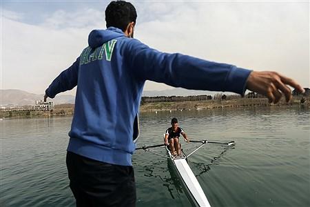 دور برگشت لیگ برتر روئینگ | Bahman Sadeghi