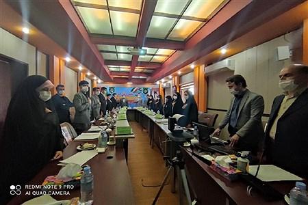 افتتاحیه دهمین دوره مجلس دانشآموزی  |
