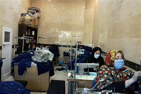 کارآفرین نمونه خاورشهری   Zahra jiriyaei sharahi
