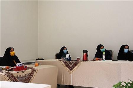 تجلیل از فعالان ستادی حوزه پرورشی ناحیه یک ری | Ali Jafari