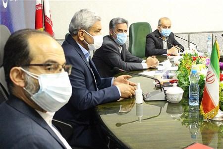 نشست مشترک مدیران کل آموزش و پرورش و کمیته امداد امام خمینی (ره) استان خوزستان    Sajad Shamakhteh