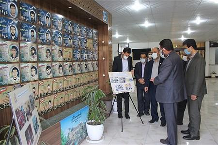 نمایشگاه دستاوردهای امور تربیتی    Abdol Hossein Sadeghi