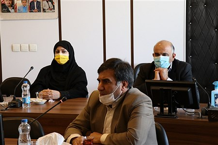 نشست فصلی شورای برنامه ریزی سازمان دانش آموزی خراسان رضوی | Mojtaba Nayebzade