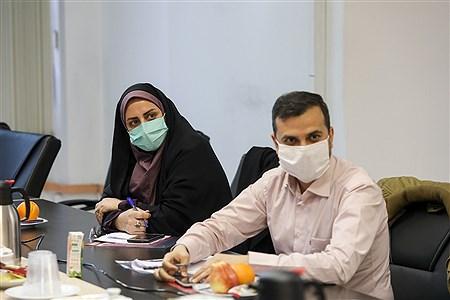 جلسه  تشکیل تعاونی های آموزشی   Behrooz Khalili
