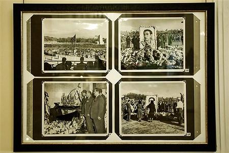 موزه آلبوم های سلطنتی و اسناد مجموعه فرهنگی تاریخی سعدآباد | Bahman Sadeghi