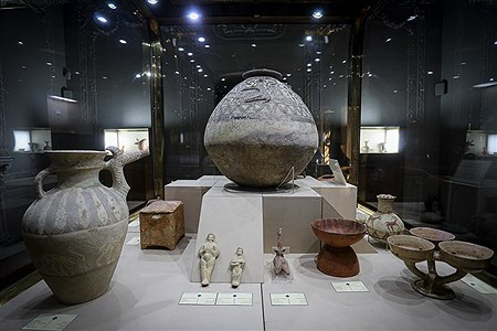 موزه آبگینه و سفالینه  | Behrooz Khalili