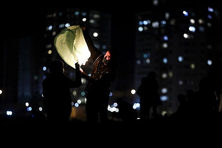 چهارشنبه سوری | Behrooz Khalili