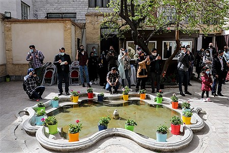 ویژه برنامه تهران ۱۴۰۰   Behrooz Khalili