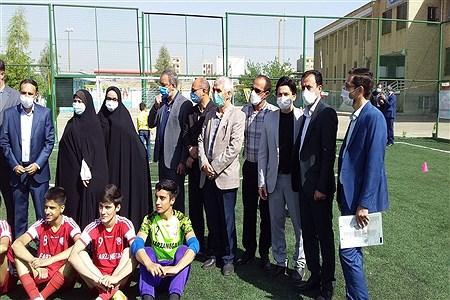 پروژههای ورزشی شهرستان قرچک افتتاحشد   Zahra esmaieli