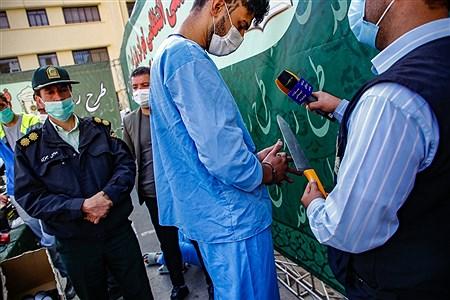 اجرای طرح رعد پلیس | Ali Sharifzade