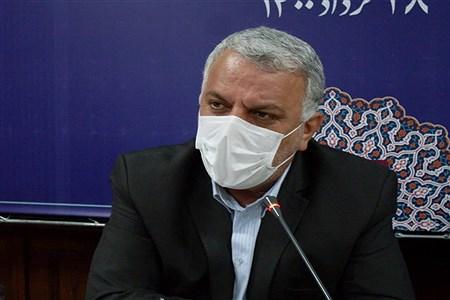 نشست خبری رییس ستاد انتخابات استان خوزستان    Sajad Shamakhteh