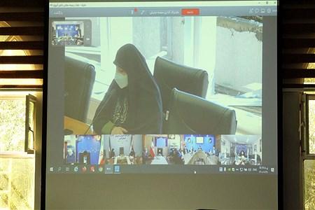 نشست  اعضای هیات رییسه مجلس دانش آموزی کشور با وزیر آموزش و پرورش  | SAJAD SHAMAKHTEH